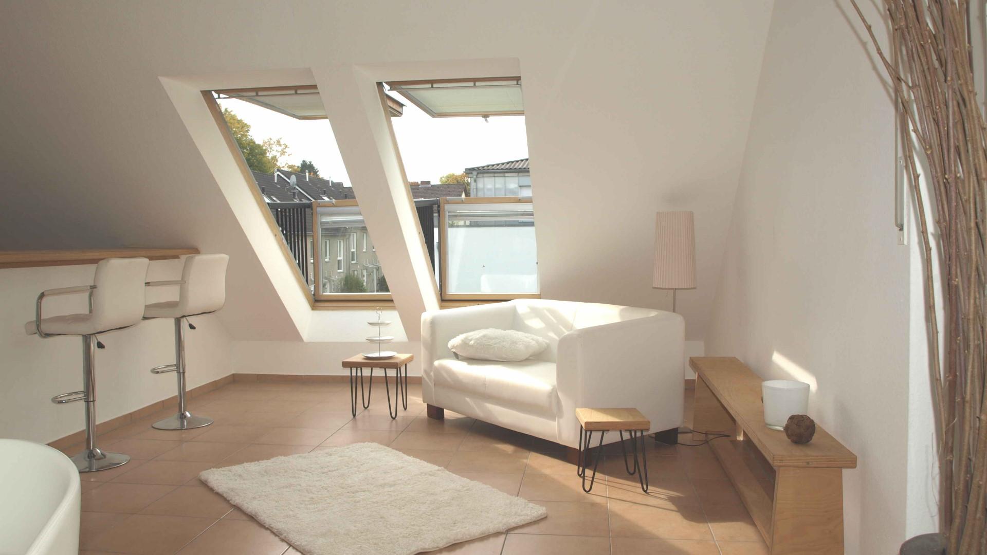 Home Staging für Musterwohnungen