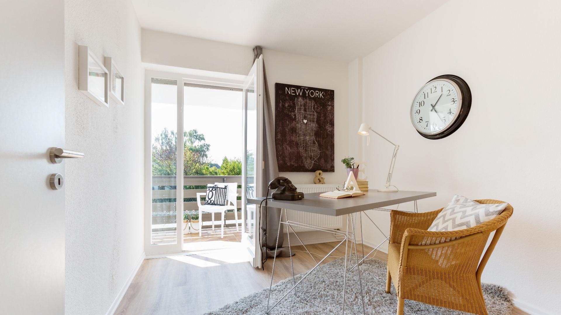 Home Staging bei leeren Immobilien